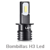 Bombillas H3 Led
