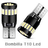 Bombilla t10