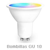 Bombillas Gu10