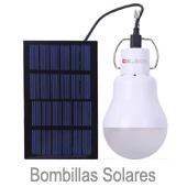 Bombillas-Solares