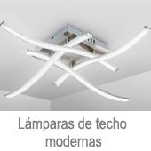 Lamparas-techo-modernas