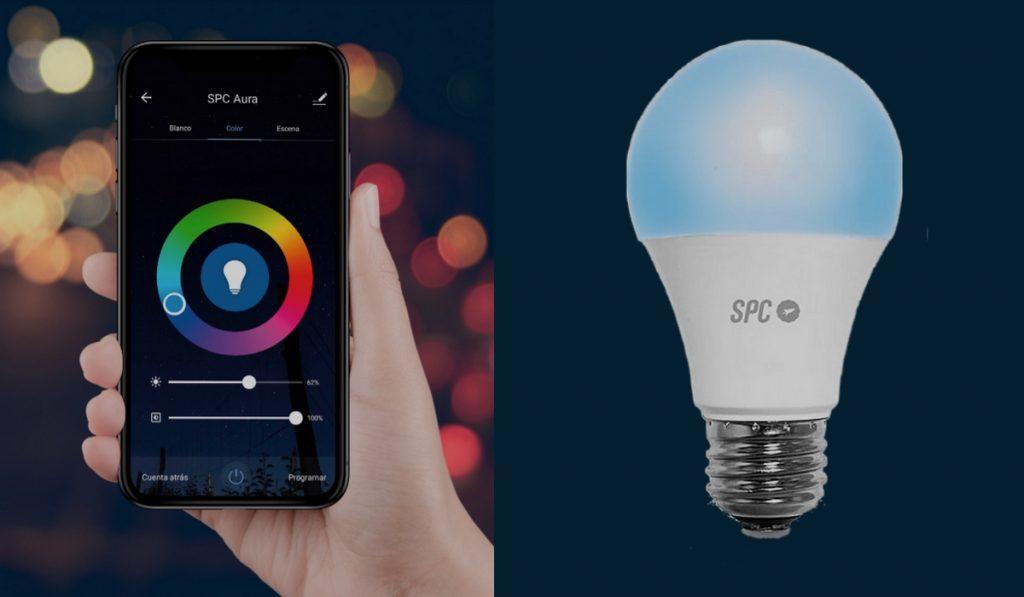 bombillas inteligentes, como funcionan